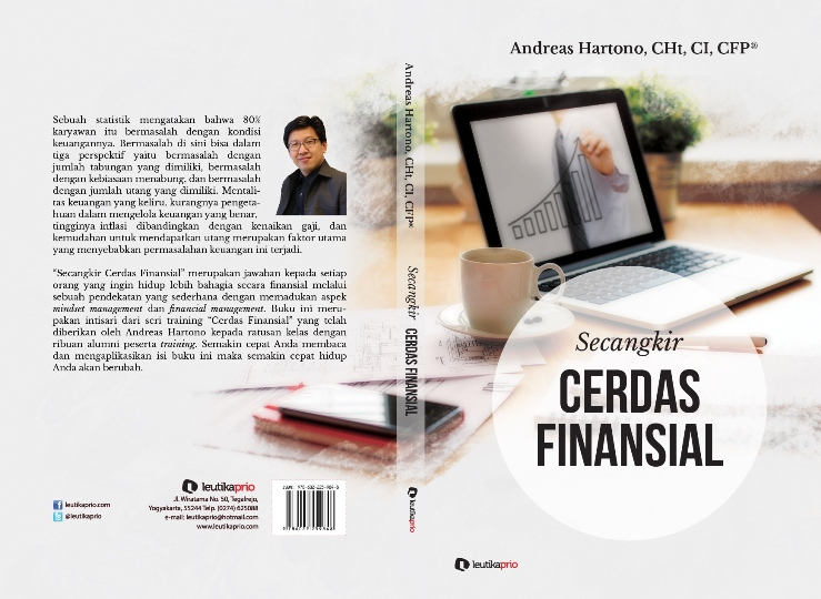 Cover Buku Secangkir Cerdas Finansial