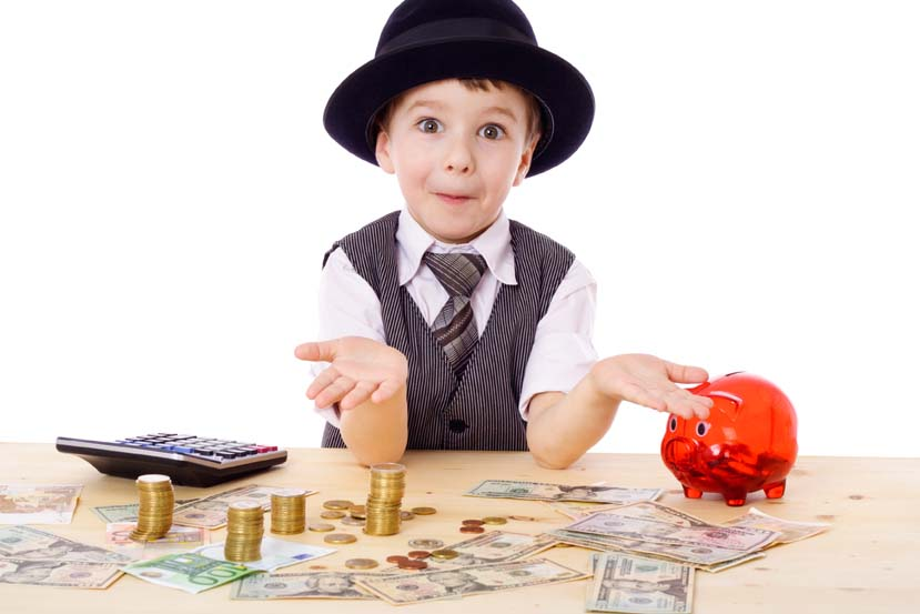 Kecerdasan Finansial Untuk Anak