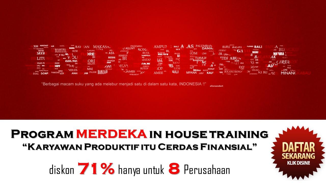 Program Promo Merdeka