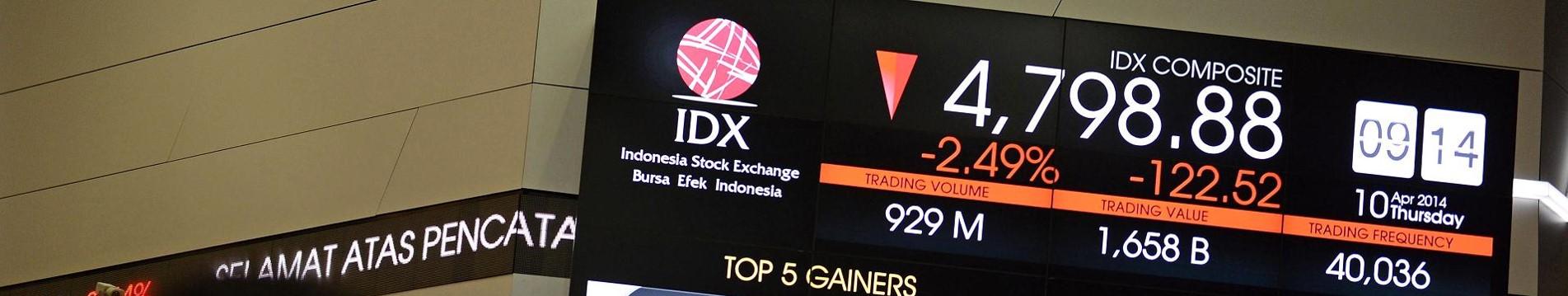 trader dan investor saham idx